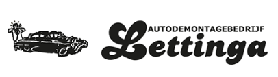 Autodemontage Lettinga logo
