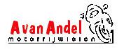 A. van Andel Motorrijwielen logo