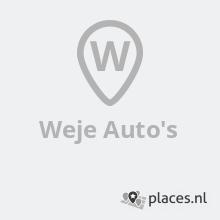 Weje auto's logo