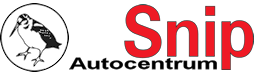 Autocentrum Snip logo