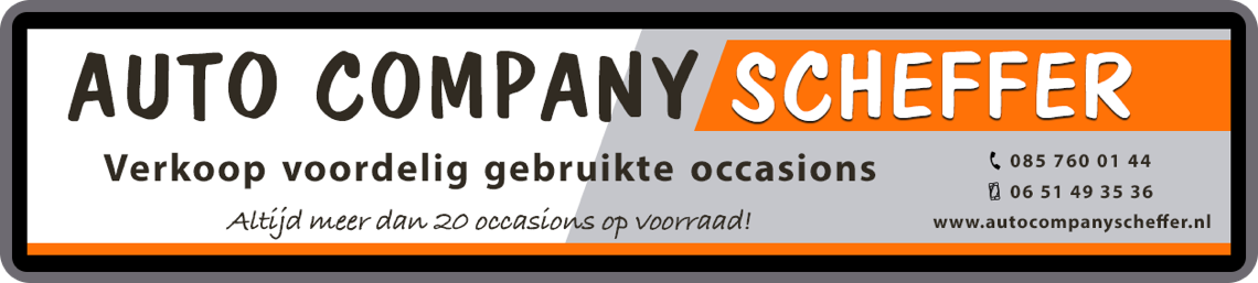Auto Company Scheffer logo