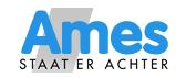 Ames Zwijndrecht logo