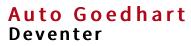 Auto Goedhart Stedendriehoek B.V. logo