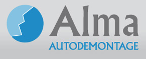 Alma Autodemontage  logo