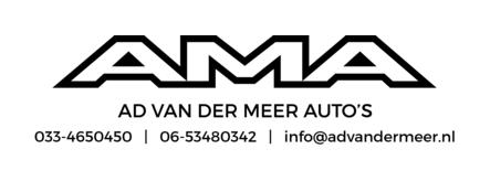 Ad v.d. Meer Auto's logo
