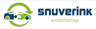 Autodemontage Snuverink logo