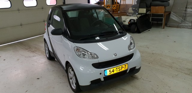 Smart Fortwo 1.0 mhd Pure