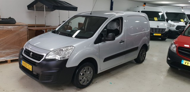 Peugeot Partner 120 1.6 BlueHDi L1XR