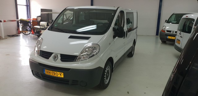 Renault Trafic 2.0 dCi T29 L1H1 Eco