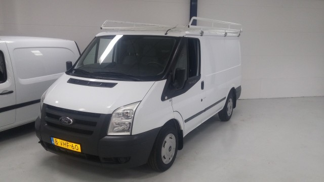 Ford Transit 260S 2.2 TDCI EconEd