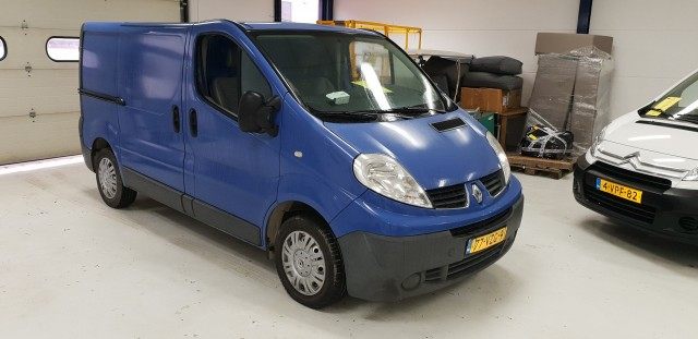 Renault Trafic T27 L1/H1 2.0 DCI 66KW E4
