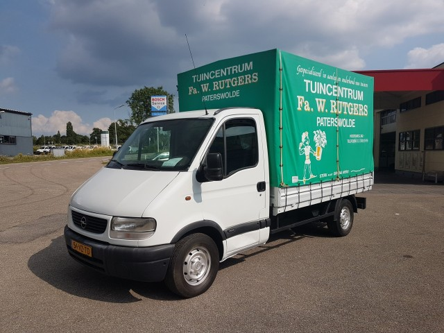 Opel Movano 2.8 DTi Pick up