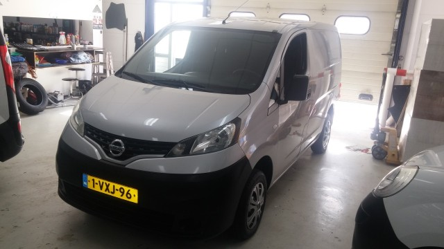 Nissan NV200 1.5 dCi Visia