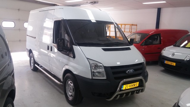 Ford Transit 330M 2.4TDdi HD