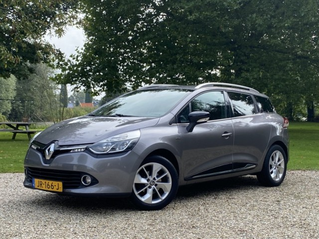 Renault Clio 0.9 TCe Limited, camera, navi, pdc,