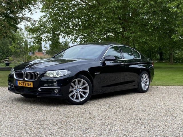 BMW 5-Serie 530xd 4x4 High Executive Luxery *Vol Opties*