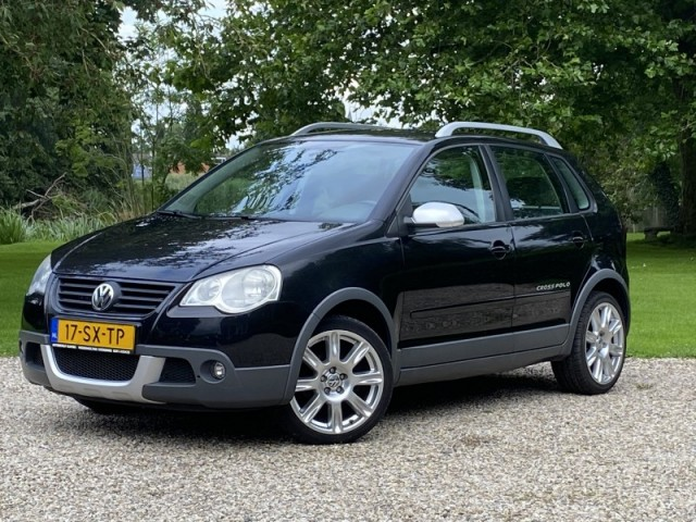 Volkswagen Polo 1.4-16V Cross 101 PK