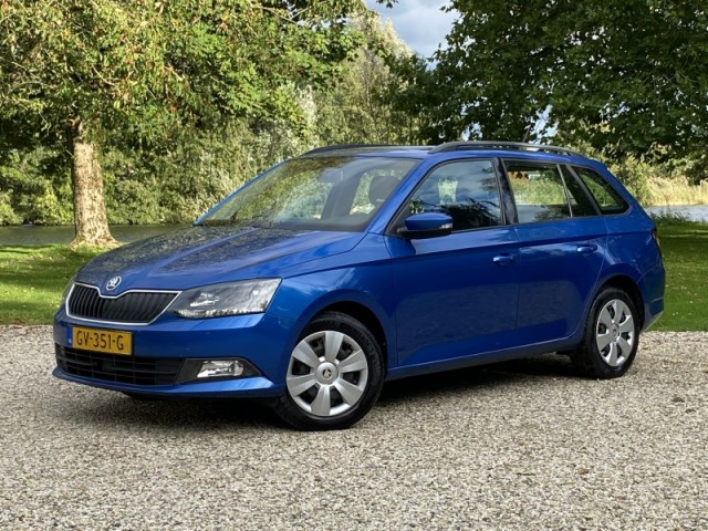 Skoda Fabia 1.2 TSI Ambition, Airco, Cruise, Led, Trekhaak