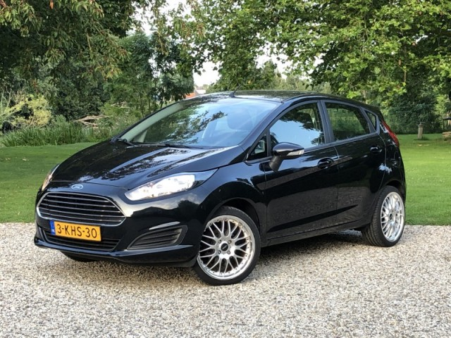 Ford Fiesta 1.0 Style 5-Drs, Airco