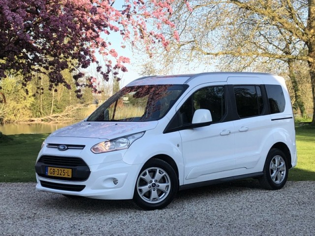 Ford Tourneo Connect 100 PK Titanium, Clima, PDC, Panorama, Trekhaak