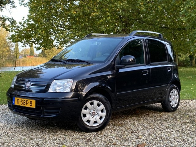 Fiat Panda 1.2 Coole Geert Edition 5Drs, Airco