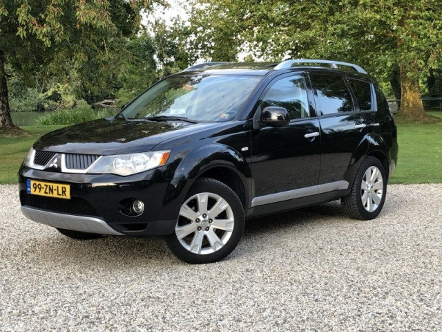 Mitsubishi Outlander 2.4 Instyle Automaat, 7 Persoons *Vol Opties*