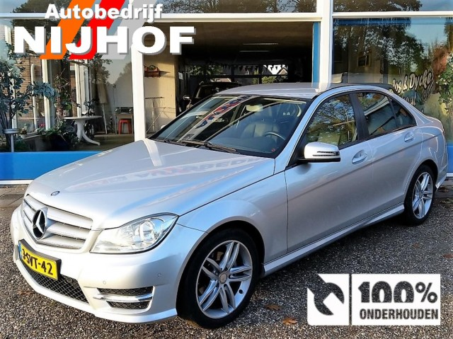 Mercedes-Benz C-Klasse 200 CDI Ambition Avantgarde
