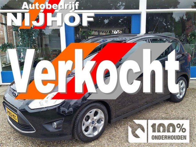 Ford C-Max 1.6 Lease Trend