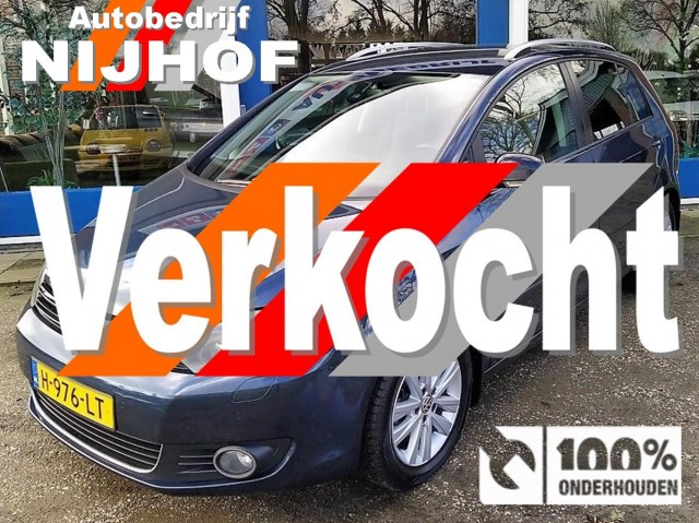 Volkswagen Golf Plus 1.4 TSI Trendline Executive Plus-pakket