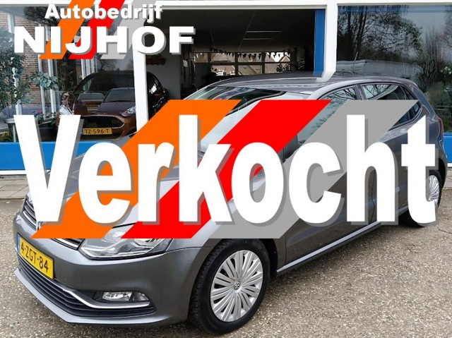 Volkswagen Polo 1.0 Comfortline BlueMotion Technology